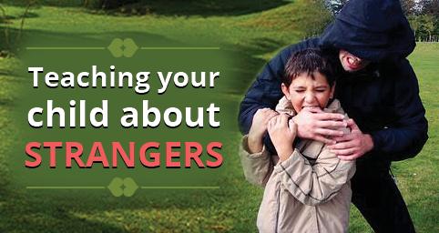 Teaching Child about Strangers   Explaining Safe Child ...