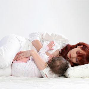 Pregnant erotic breastfeeding the