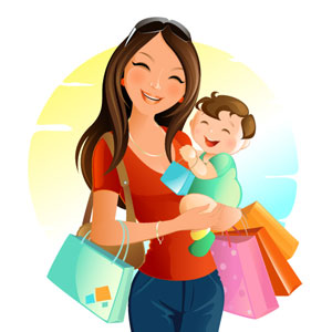 Shopping For Kids