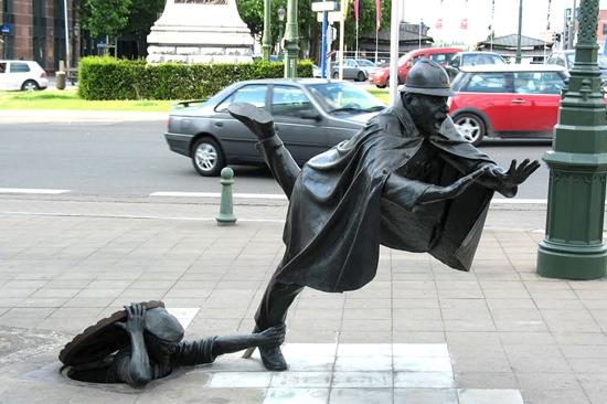 De Vaartkapoen, Brussels, Belgium