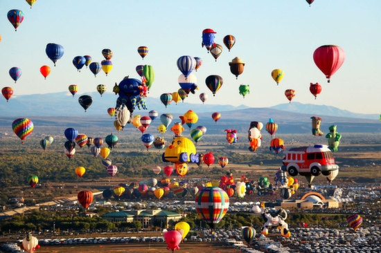 Albuquerque International Balloon Fiesta (USA)