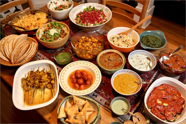 You dream about the delicious food and the varieties to be served at the wedding