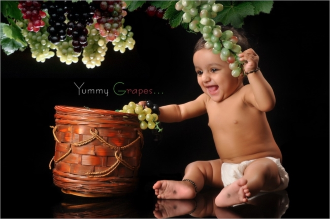 I Love Grapes