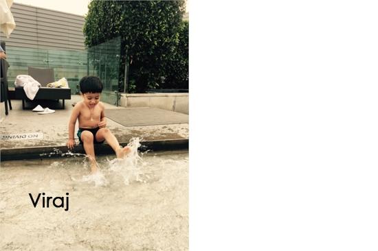 Splash Pool Day!!