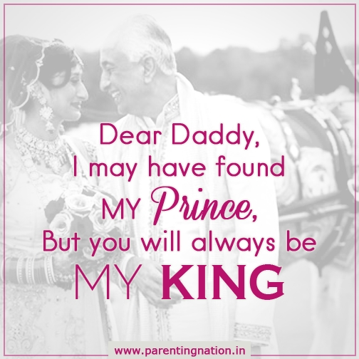He is your King