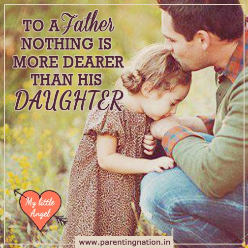 To him, nothing is more dearer than YOU