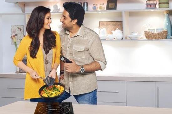 Cook Food together